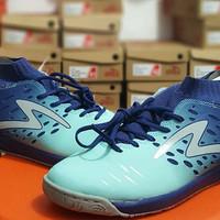 Sepatu Futsal Specs Barricada Magna In Galaxy Blue