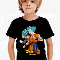 Kaos Baju Tshirt Anak Dragon Ball Z