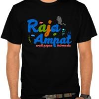 Kaos Raja Ampat - West Papua (NMH44)
