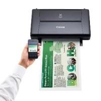 Printer Canon Portable Pixma IP110 + Baterai Berkualitas