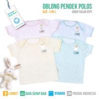 BAJU OBLONG PENDEK SALUR FLUFFY ODSP-SLR ( Isi 4 Pcs)