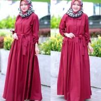 Baju Muslim Gamus Mirella Dress di lapak Alifia Store alifia_store