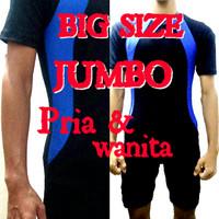 Baju renang jumbo/ baju diving big size