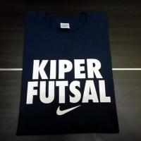 KAOS T-SHIRT DISTRO KIPER FUTSAL