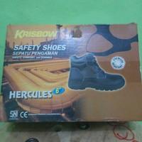 Sepatu Krisbow (Safety Shoes) Hercules 6''