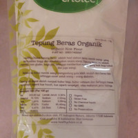 HEALTY CHOICE TEPUNG BERAS ORGANIK 1kg