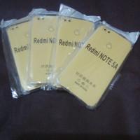Softcase Xiomi Redmi Note 5A Anti crack jelly bening