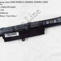 Baterai Asus VivoBook X200 X200CA X200M X200MA A31N1302 OEM