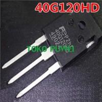 FGW40N120HD 40G120HD 70A 1.8V 340W 1.2kV IGBT Single Transistor BR67