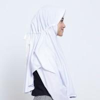 Kerudung ZOYA aktif maxi putih