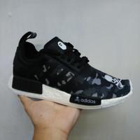 Sepatu Adidas NMD R1 Mastermind x Bape - Premium Quality