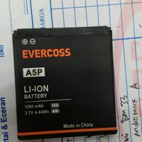 Baterai Evercoss A5P.