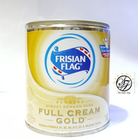 Susu Kental Manis Bendera / Frisian Flag Gold Kaleng