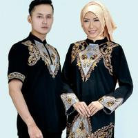 Baju Muslim Coupel / Sarimbit Azzurra Pria 335-41 Wanita 335-42