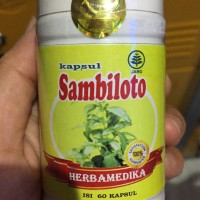 SAMBILOTO 60 KAPSUL ALAMI