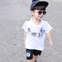 Baju Bola Anak Jerman Setelan Dessan Pre-Order (SNI) - Cotton