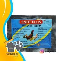 Snot Plus Anti Snot Coryza