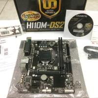 Gigabyte H110M-DS2 - DDR4 Motherboard Socket 1151 - Intel H110
