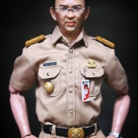 btp Action Figure the governor skala 1/6 seperti hot toys