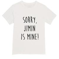 Kaos / tshirt / baju BTS Jimin