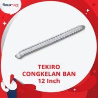 Tekiro Congkelan Ban 12 Inch / Alat Cungkil Ban 12 Inch / Rim Crowbar