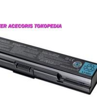 baterai laptop ori Toshiba M200 M205 L200 L300 L305 L500 L505 A300 A50