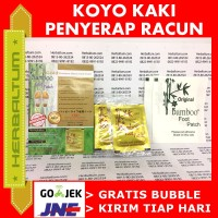 Koyo Kaki Bamboo Gold Premium Original 100%