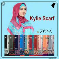 Zoya Kerudung Segi Empat Motif Cantik - Kylie Scarf