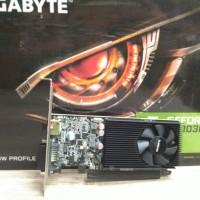 Gigabyte GT 1030 Low Profile 2 GB DDR5 64 Bit GV-N1030D5-2GL