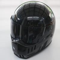 Speedway Bandit Hitam - Fullface