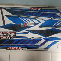 Striping Nouvo Mx untuk Yamaha Nouvo Z