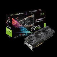 ASUS ROG Strix GTX 1070Ti Advance 8Gb DDR5 Gaming Graphics Card