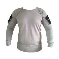 baju kaos tactical taktical tektical warna khaki