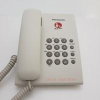 Telepon Rumah / Telepon Kabel / Telepon Kantor Panasonic KX-TS505 W