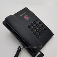 Telepon Cable Panasonic KX-TS505 (Hitam) Telpon Meja Kantor KX-TS505