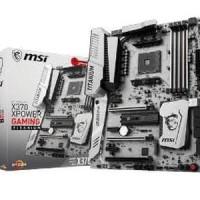 MSI X370 Xpower Gaming Titanium (AM4, AMD Promontory X3 Murah