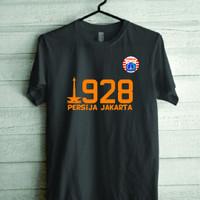 kaos t-shirt big size 3xl 4xl PERSIJA 1928