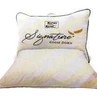 King Koil signature Goose down Pillow 90% 800gr - bantal bulu angsa