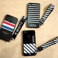 Redmi note 5a Black Off White Soft silicone Back Cover case