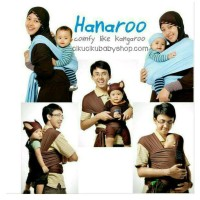 Hanaroo Baby Wrap Polos B483000605M