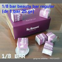 Sabun Nu Amoorea Beauty Bar 1/8 bar (dari 1 bar 25 gr) Original