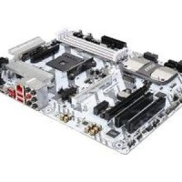 MSI B350 Tomahawk Arctic - AM4 - AMD Promontory B350 - Murah