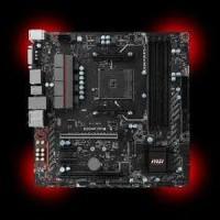 MSI B350M Mortar AM4 - AMD Promontory B350 - DDR4 - USB Murah