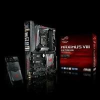 Asus Maximus VIII Extreme (LGA1151,Z170, DDR4) Berkualitas