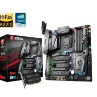 MSI Z370 GODLIKE GAMING Intel Z370 LGA1151 DDR4 E-ATX Motherboard