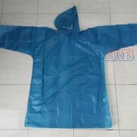 MURAH ATASAN Jas Hujan Motor Plastik Tebal Jaket Raincoat Ponco Poncho