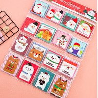 KARTU UCAPAN NATAL 3d 4d gift card christmas santa clause