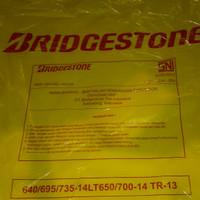 ban dalam bridgestone 700/14 untuk ban mobil ring 14