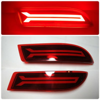 Reflektor Bumper All New Avanza/Grand New Avanza + Led Type G (Panah)