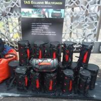 Tas Bagasi Motor Untuk Penyimpanan Jas Hujan Dompet Dan Kunci